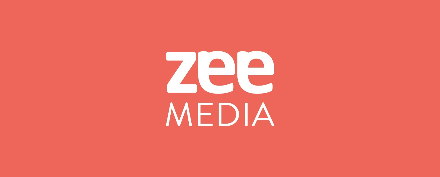 logo zee media