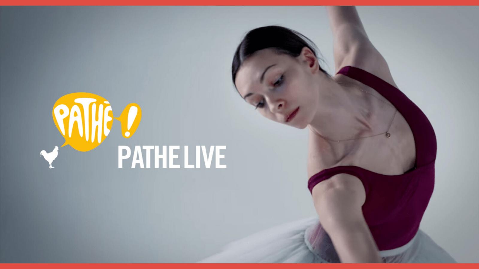 Logo Pathé Live - Zee Média