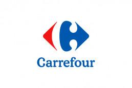 Logo Carrefour - Zee Média