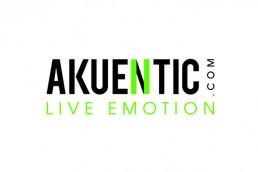 Logo Akuentic - Zee Média