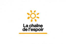 Logo Chaine de l'Espoir - Zee Média
