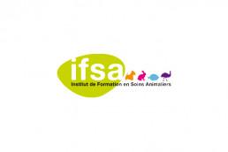 Logo IFSA - Zee Média