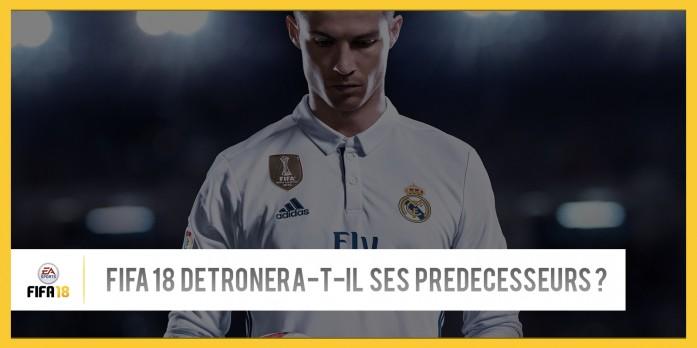 FIFA 18 détrônera-t-il ses prédécesseurs sur Google ?