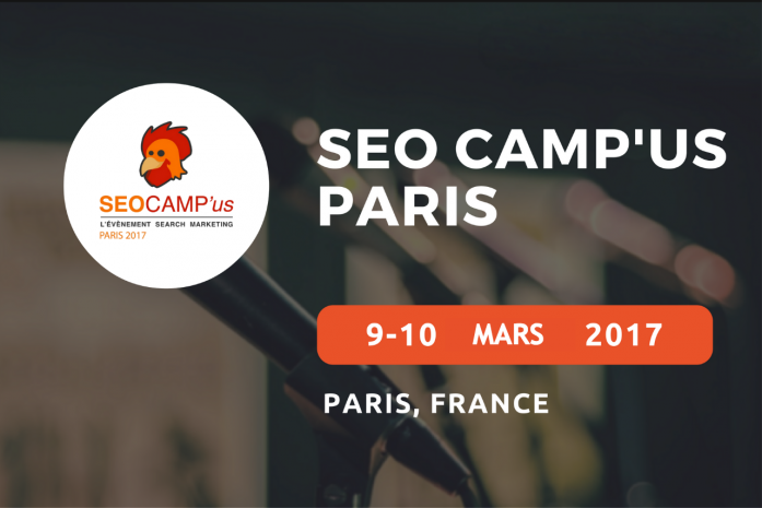 seo campus paris 2017